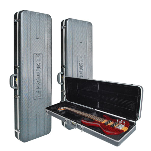 Electric and Bass ABS Cases
