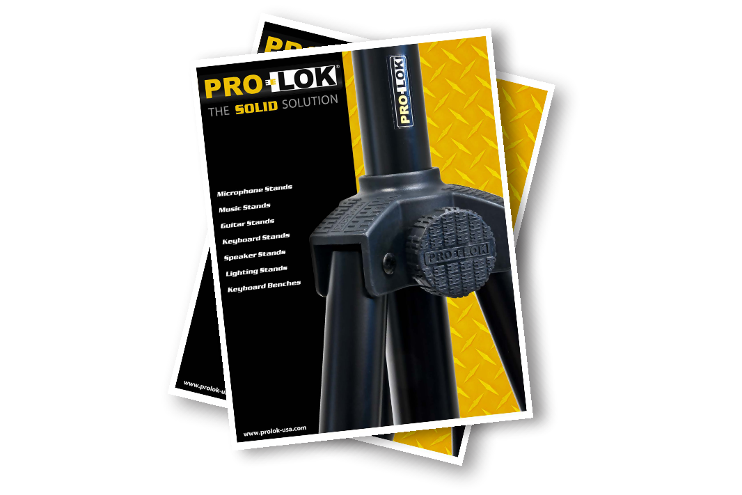 Prolok stands catalog